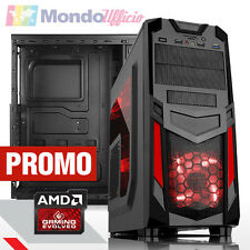 PC Computer GAMING AMD A10-7700K Quad Core - Ram 16 GB - HD 1 TB - WI-FI - PROMO