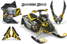 SKI-DOO REV XP SNOWMOBILE SLED GRAPHICS KIT WRAP DECALS CREATORX DZY