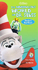 The Wubbulous World of Dr. Seuss - The Cat's Fun House (VHS MOVIE)