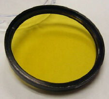 55mm Yellow Filter for Contrast or Creative Effect