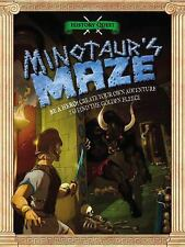History Quest: Minotaur's Maze by Timothy Knapman (2014, Hardcover)