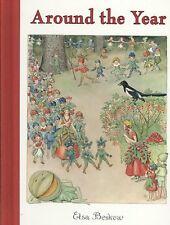 Intorno alla Anno Un Immagine Book di Elsa Beskow 9780863156489 Copertina rigida