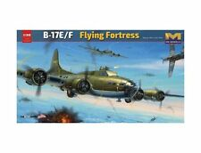 Hong Kong Models 1:32 Boeing B-17 E/F Flying Fortress Scale Model Kit