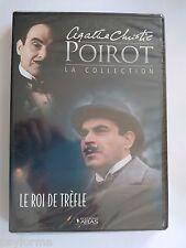 DVD Editions ATLAS HERCULE POIROT - Agatha Christie - Le roi de trèfle VOLUME 25