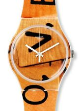 "SWATCH NEW GENT ""LOVE GAME"" (SUOW116) NEUWARE"
