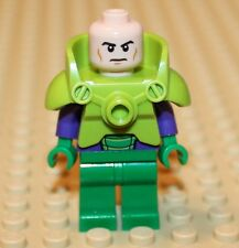 Lego DC Universe Super Heroes Lex Luthor Minifigure, Battle Armor SH292 NEW!!!