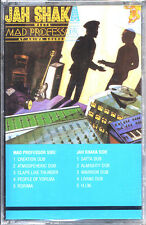 Jah Shaka Meets Mad Professor - At Ariwa Sounds Cassette - SEALED - New Copy