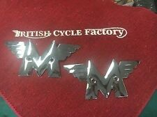 Matchless Fuel Tank Badges 1948-51 P/N 01-1928