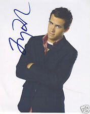 RYAN REYNOLDS AUTOGRAPH SIGNED PP PHOTO POSTER