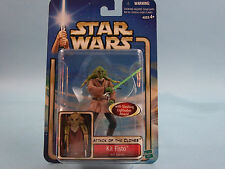 Star Wars Attack of the Clones Kit Fisto Jedi Master Collection 1