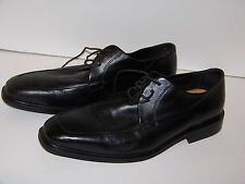 Men's Cole Haan Nike Air Black Lace Up Dress Shoe Size 10 1/2 M