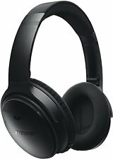Bose QuietComfort 35 Wireless Headphones, Black  Made for Apple and android