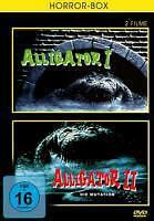 DVD: Alligator I & II Doppel Horror Box Independent Splatter  TOP!