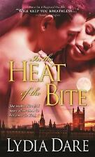 In the Heat of the Bite, Dare, Lydia, Acceptable Book