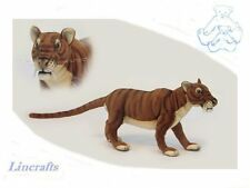 Thylacoleo Plush Soft Toy by Hansa. Marsupial Lion. Extinct Animal. 6217