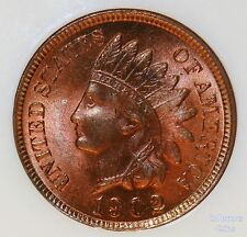 1902 1C NGC 66 RD Lustrous REGISTRY Gem Indian Head Cent Offered @ Wholesale