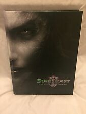 Starcraft ll Heart Of The Swarm Collector's Edition Strategy Guide - Hardback