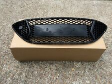 FORD FOCUS ST 2011-2015 FRONT BUMPER MAIN GRILL BLACK GLOSS GENUINE