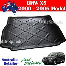 BMW X5 2000 - 2007 Boot Liner Cargo Mat Trunk Floor Protector