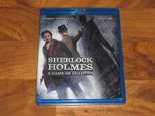 Sherlock Holmes: A Game of Shadows (Blu-ray, 2012, 1-Disc Set)
