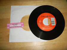 CHILI HI FLY   is it love ?  take me to the disco   NEW OLD STOCK 45