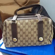 GUCCI BAG HANDBAG DUSTBAG AND CARRIER BAG