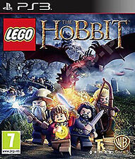 LEGO The Hobbit (Sony PlayStation 3 2014) PS3 Game Buy Now Sent POST FREE in UK