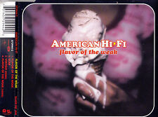 AMERICAN HI FI - Flavor Of The Week CD Single
