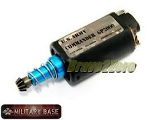 GP1000 High Speed Motor Long for Airsoft M Series L85 P90 G3 Ver.2 Gearbox