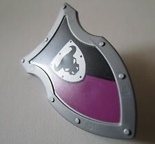 Playmobil Castle Château bouclier Shield Schild Chevalier Soldat Viking