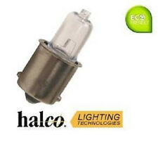 Halco Landscaping Bayonet BA15S Base JC 12V 10W Clear HaloXen Bulb JC10/BA15S/HX