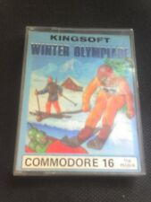 WINTER OLYMPIADE x Commodore 16 Plus 4 KINGSOFT