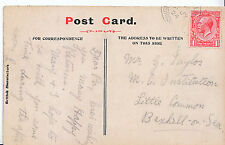 Genealogy Postcard - Family History - Taylor - Little Common - Bexhill   A1412