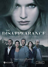The Disappearance DVD Brand New Movie Ships Worldwide