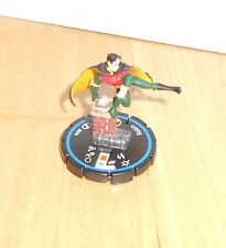 HERO CLIX - DC ICONS - ROBIN  - FIGURE #14 - WITHOUT CARDS  EXPERIENCED