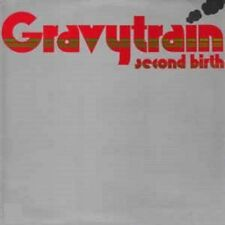 Second Birth - Gravytrain (2016, CD NEU)
