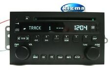 Buick Rendezvous 03-05 Century 04-05 Regal 04 CD player TESTED 1521gs