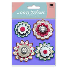 JOLEES BOUTIQUE - NY MAP FLOWERS 50-21101