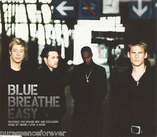 BLUE - Breathe Easy (UK 2 Track CD Single Part 1)