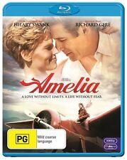 Amelia Blu-ray Discs