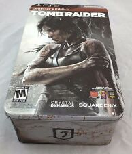 Tomb Raider Collector's Edition PlayStation 3 - With Strategy Guide