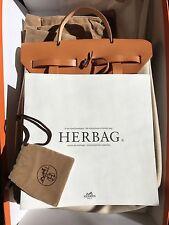 """Vintage Hermes """"HERBAG"""""""
