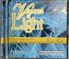 Voices of Light;  Northsound Music Christmas 1 NEW OOP CD Factory Sealed