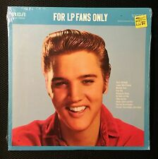 Elvis Presley SEALED! For LP Fans Only USA RE 197? RCA LSP-1990(e) LP