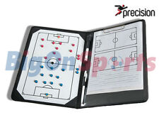 *BRAND NEW* PRECISION TRAINING A4 COACHES TACTIC FOLDER SET, SHEETS MAGNETS PEN