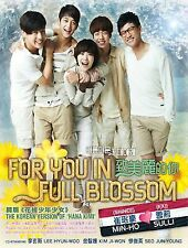 Korean Drama DVD: For You In Full Blossom_Good English Subtitle_FREE Shipping