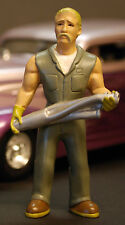 24001 muscle taller mecánico Buff papá, 1:24, American Diorama