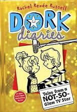 Dork Diaries: Tales from a Not-So-Glam TV Star 7 by Rachel Renée Russell (2014,