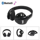 Cooligg Foldable Wireless Bluetooth 4.1 Stereo Headphones Headset for Smartphone