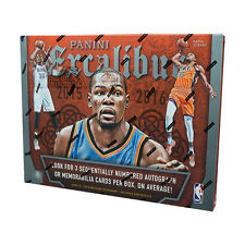 2015-16 Panini Excalibur Basketball Hobby Box